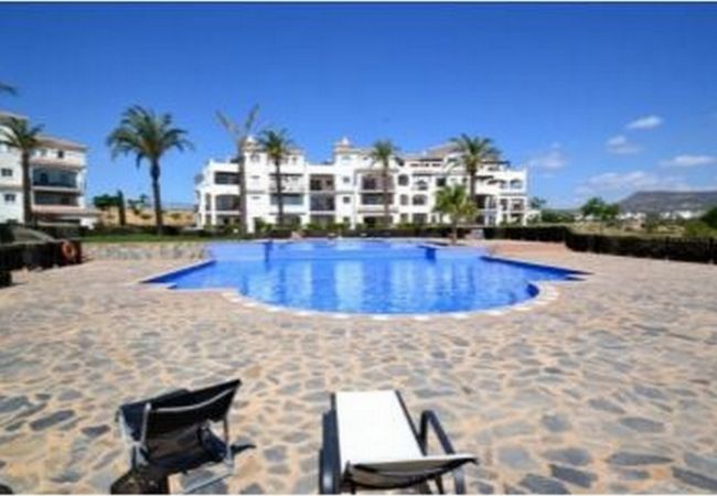 Apartment in Sucina - Casa Sorella - Long Term Rental Hacienda Riquelme