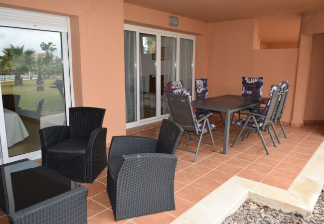 Apartment in Torre Pacheco - Apartment 12102-Long Let on Mar Menor Golf Resort