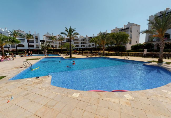 Apartment in Roldan - Town Centre - Long Term Let on La Torre