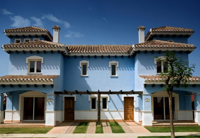 House in Torre Pacheco - Villa Ginessa - Long Term Let on Mar Menor Golf Re