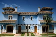 House in Torre Pacheco - Villa Ginessa-Mid/Long Term Let on Mar Menor Golf