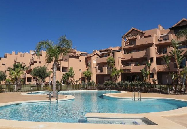Apartment in Torre Pacheco - Casa Birdie - Long Let on Mar Menor Golf Resort