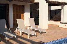 Villa in Baños y Mendigo - Villa Cuarzo - Mid/Long Term Let on El Valle