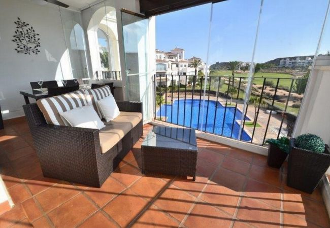 Apartment in Sucina - Casa Indico - Long Term Let on Hacienda Riquelme