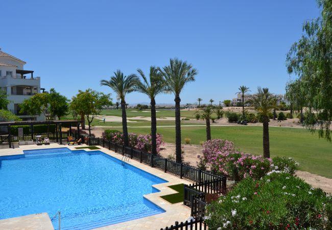 Apartment in Roldan - Casa Mero - Long Term Let on La Torre