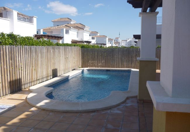 Villa in Roldan - Casa Boga 18 - Long Term Let on La Torre