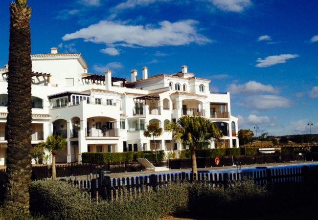 Apartment in Sucina - Indico 295229-Mid/Long Term Let Hacienda Riquelme