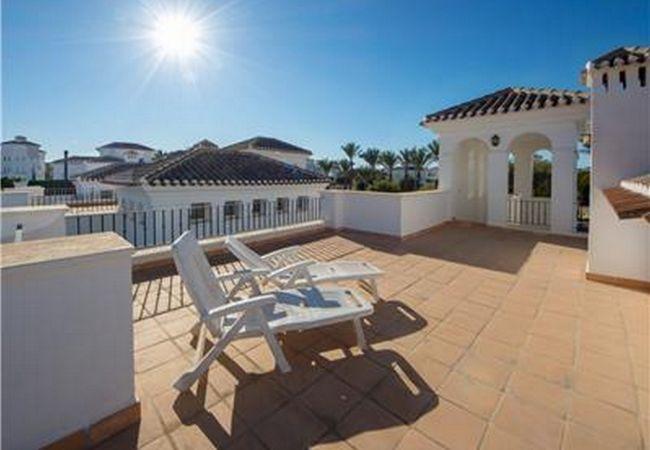 Villa in Roldan - Villa Sima - Mid/Long Term Rental on La Torre