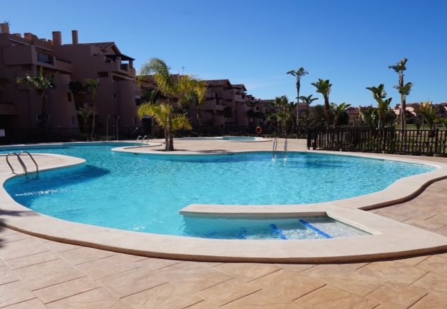 Apartment in Torre Pacheco - Ginkgo 302891-Mid/Long Term Let on Mar Menor Golf