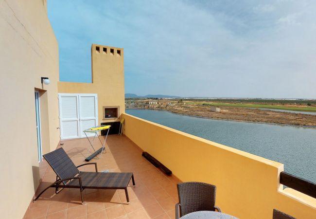 Apartment in Roldan - Terrazas Penthouse-Murcia Holiday Rentals Property