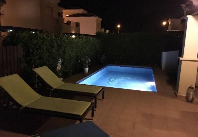 Villa in Roldan - Casa Raspallon - A Murcia Holiday Rentals Property