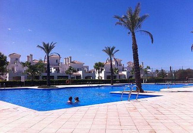 Townhouse in Roldan - Casa Melita - A Murcia Holiday Rentals Property