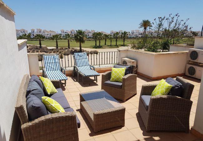Townhouse in Roldan - Casa McCool - A Murcia Holiday Rentals Property
