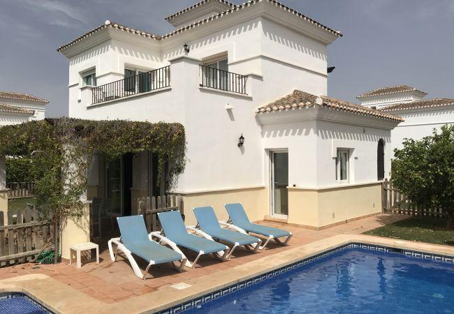 Villa in Roldan - Casa Lena - A Murcia Holiday Rentals Property