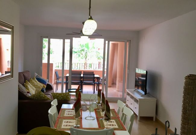 Apartment in Torre Pacheco - Residencia Del Corazon - A Murcia Holiday Rentals