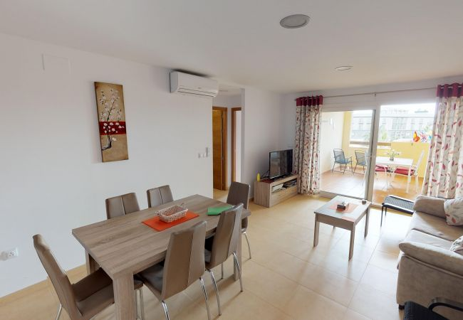 Apartment in Torre Pacheco - Casa Flamingalo-A Murcia Holiday Rentals Property
