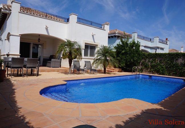 Villa in Torre Pacheco - Villa Castano - A Murcia Holiday Rentals Property
