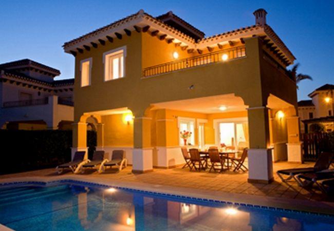 Villa in Torre Pacheco - Villa Brissa - A Murcia Holiday Rentals Property