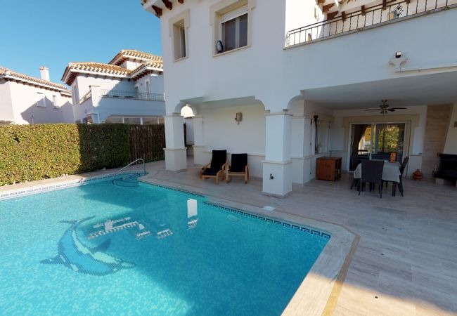 Villa in Torre Pacheco - Villa Pino Tea - A Murcia Holiday Rentals Property