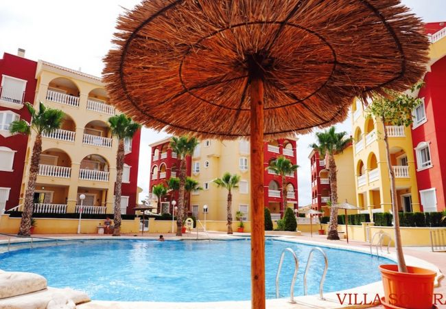 Apartment in Los Alcazares - Apartment EuroMarina- An MHR Property
