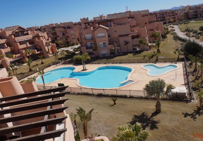 Apartment in Torre Pacheco - Penthouse Cocotero-Murcia Holiday Rentals Property