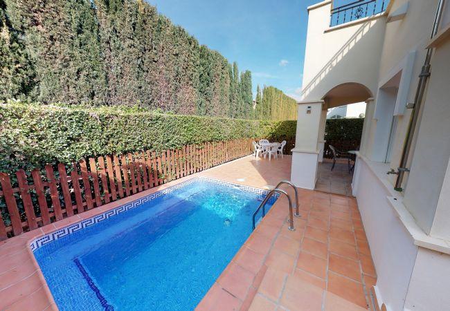 Villa in Torre Pacheco - Villa Palmera - A Murcia Holiday Rentals Property