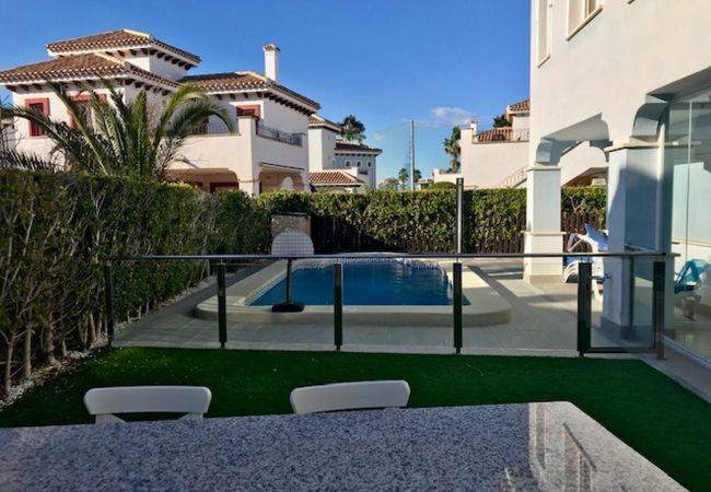 Villa in Torre Pacheco - Villa Laurel - A Murcia Holiday Rentals Property