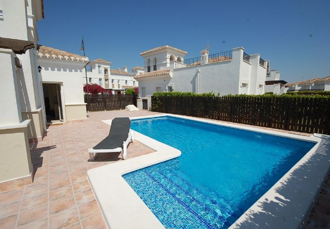 Villa/Dettached house in Roldan - Villa Clare - A Murcia Holiday Rentals Property
