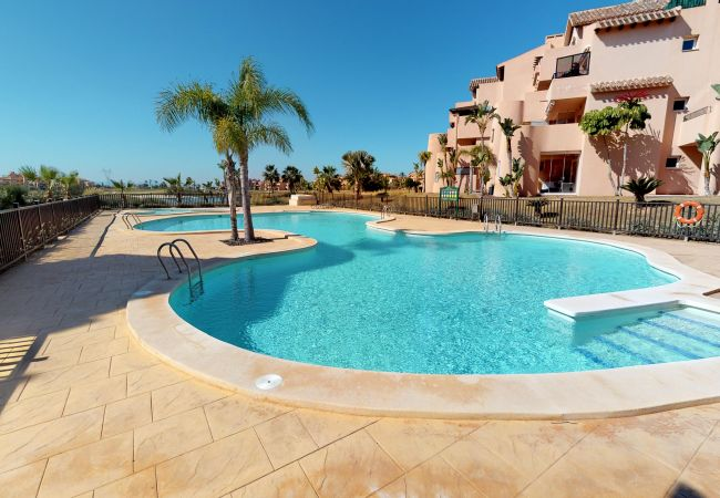 Apartment in Torre Pacheco - Ginkgo 278656 - A Murcia Holiday Rentals Property