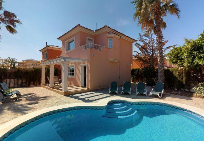 Villa in Baños y Mendigo - Espana 278986 - A Murcia Holiday Rentals Property