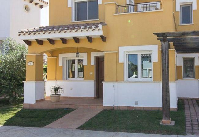 Villa in Torre Pacheco - Eucalipto 282244-A Murcia Holiday Rentals Property