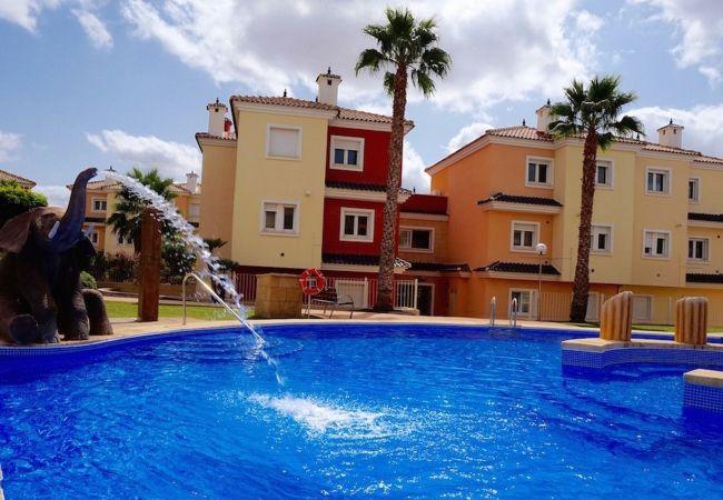 Apartment in Baños y Mendigo - Agueda 287967-A Murcia Holiday Rentals Property