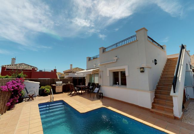 Villa in Torre Pacheco - Casa Roma - A Murcia Holiday Rentals Property