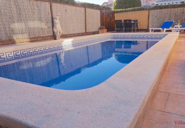 Villa in Torre Pacheco - Villa Roble - A Murcia Holiday Rentals Property