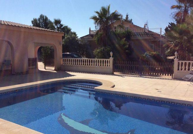Villa in Puerto Lumbreras - Soles 289573-A Murcia Holiday Rentals Property