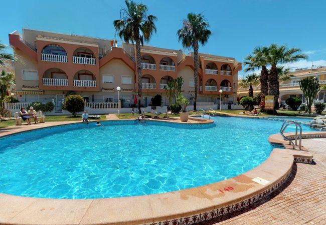 Townhouse in Los Alcazares - Divino 287384-A Murcia Holiday Rentals Property