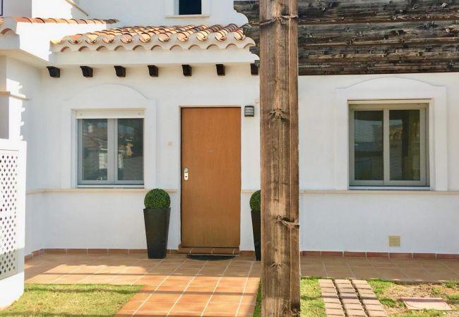 Townhouse in Los Alcazares - Cornejo 291094-A Murcia Holiday Rentals Property