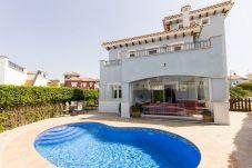 Villa in Torre Pacheco - Villa Laurel Murcia-Murcia Holiday Rental Property