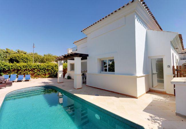 Villa/Dettached house in Roldan - Caballa 296685-A Murcia Holiday Rentals Property