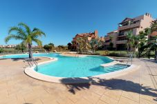Apartment in Torre Pacheco - Espliego 296400-A Murcia Holiday Rentals Property