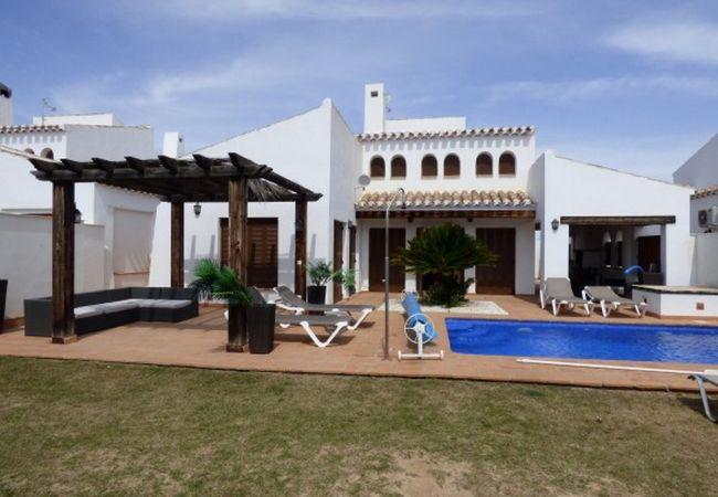 Villa in Baños y Mendigo - Villa Summer - A Murcia Holiday Rentals Property