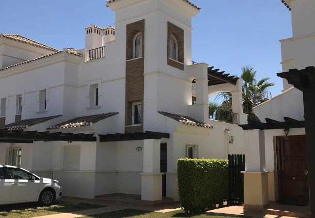 Townhouse in Roldan - Chanquete 305742-A Murcia Holiday Rentals Property