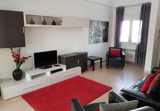 Villa in Torre Pacheco - Casa Alcornoque-A Murcia Holiday Rentals Property