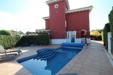 Villa in Torre Pacheco - Villa Margarita-A Murcia Holiday Rentals Property