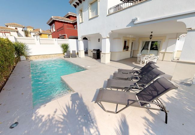 Villa/Dettached house in Torre Pacheco - Villa Cerezo - A Murcia Holiday Rentals Property